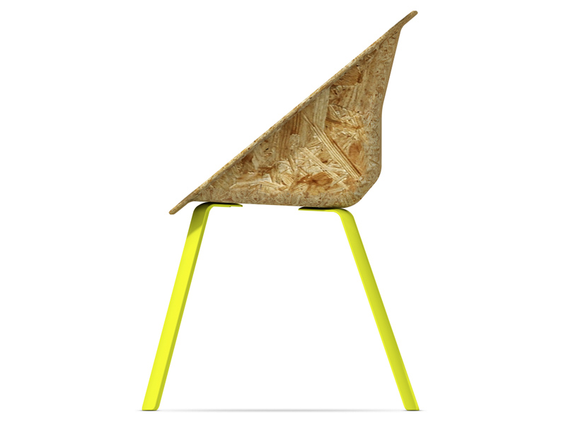 piotr hojda woodworm chair side